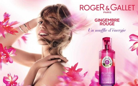 Gingembre Rouge…scopri la nuova fragranza Roger & Gallet