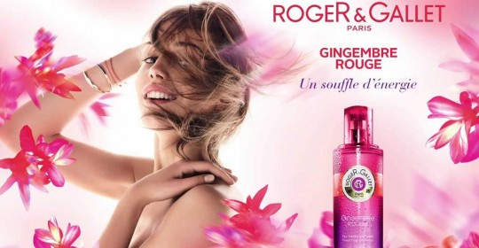 Gingembre Rouge…scopri la nuova fragranza Roger & Gallet