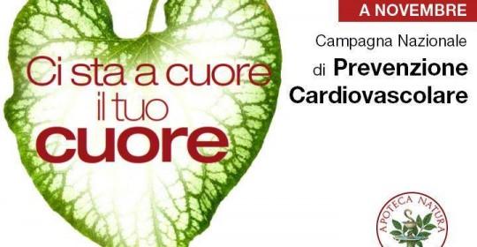 La Farmacia All'Adriatico aderisce al mese delle prevenzione cardiovascolare